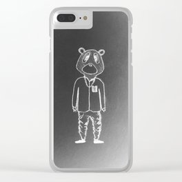Yeez Man Clear iPhone Case