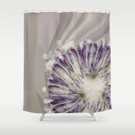 Nonliberal Quality Flower  ID:16165-154658-80850 Shower Curtain