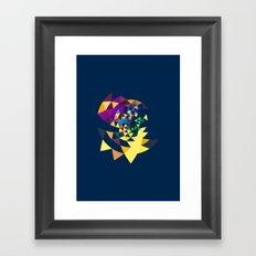 Datadoodle 22 Framed Art Print