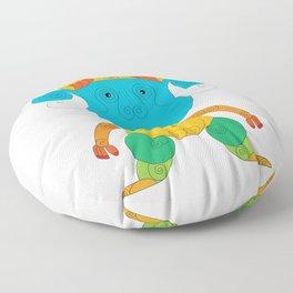 Sprial Floor Pillow