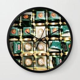 ION Noisetta Wall Clock