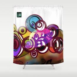yep ka woohoo Shower Curtain