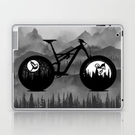 Enduro Full Laptop & iPad Skin