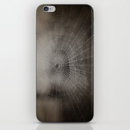 Oh What a Tangled Web We Weave.......  iPhone Skin