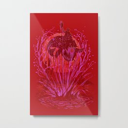 KoiBoy Metal Print