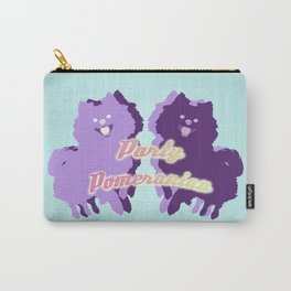 Party Pomeranian Carry-All Pouch
