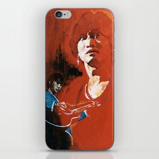 Wong Ka Kui  1962-1993 hong kong rock star iPhone & iPod Skin