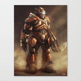 The Juggernaut Canvas Print