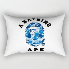 a bathing ape Rectangular Pillow