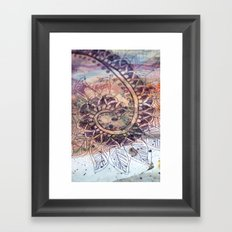 DESIGN Framed Art Print