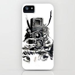 rolleiflex iPhone Case