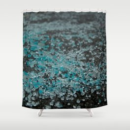 Safety Glass Shower Curtain