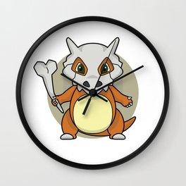 C U B O N E Wall Clock