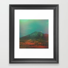 A Day In Life Framed Art Print