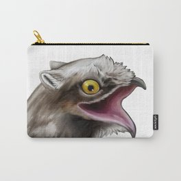 Potoo gryphon Carry-All Pouch