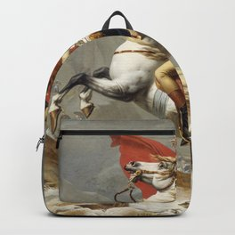 Bonaparte Crossing the Alps Backpack