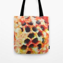 Radiant Hive Tote Bag