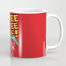 Pterror From Above! Coffee Mug