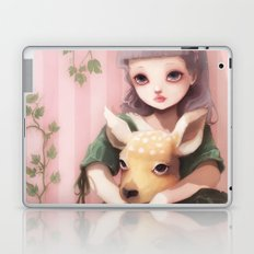 My dear lady deer... Laptop & iPad Skin