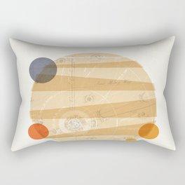Jupiter I Rectangular Pillow