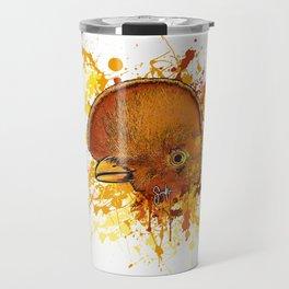 Cock of the rock Travel Mug