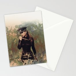 Late War Distractors Stationery Cards