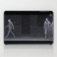 johnlock iPad Cases featuring but I've got a... taxi... by br0-harry