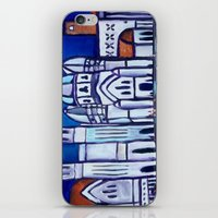 venice iPhone & iPod Skins featuring Venice by Theresa Giolzetti