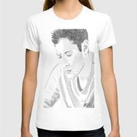 winchester T-shirts featuring Dean Winchester by Nasher67671