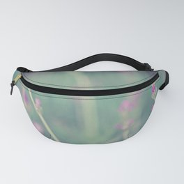 Lavender - Floral Photography #Society6 Fanny Pack