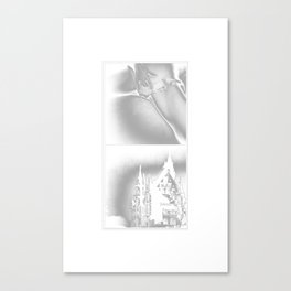 sore Canvas Print