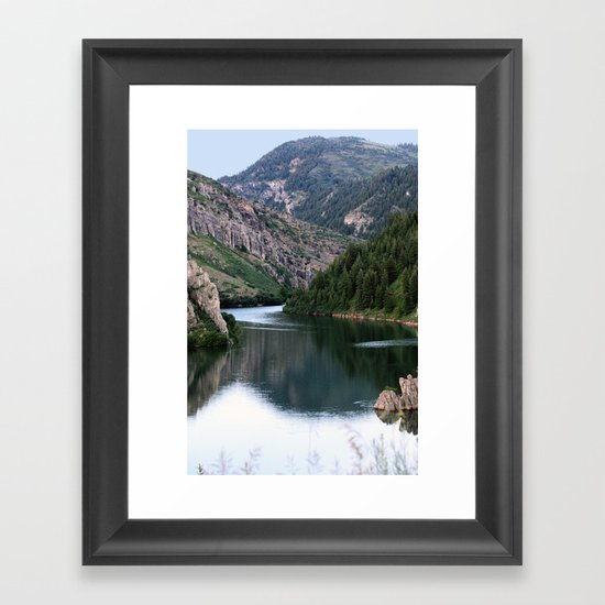 Dream Time Framed Art Print