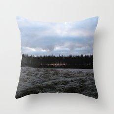 Glimpse Throw Pillow