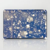 snow iPad Cases featuring Snow by Loaded Light Photography