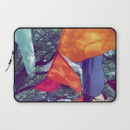 River Market Flags Laptop Sleeve