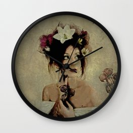 Banquet Unexpected Wall Clock
