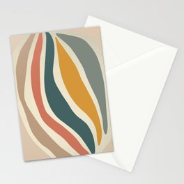 Giving - Abstract Art Print Stationery Cards