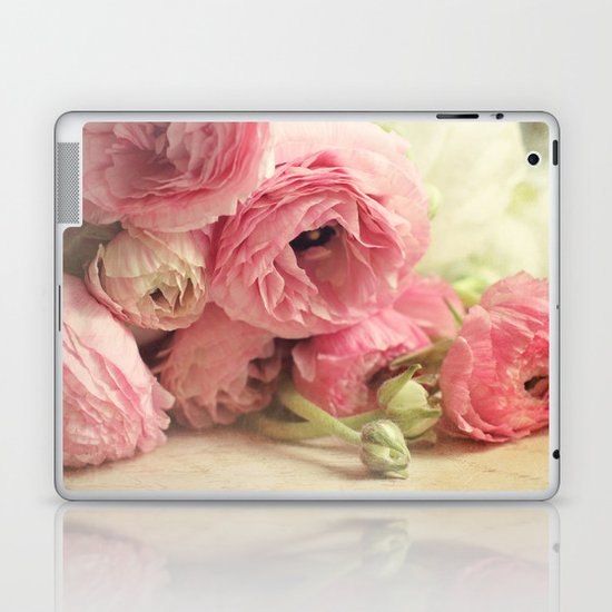 the first bouquet Laptop & iPad Skin
