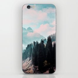 The Juxtaposed Creation #society6 #decor #buyart iPhone Skin