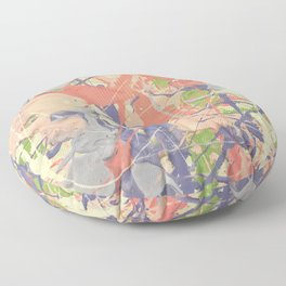 Miniature Original - lilac Floor Pillow
