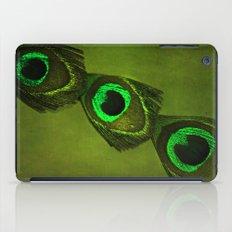 Neon Eyes iPad Case
