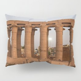 Temple of Luxor, no 32 Pillow Sham