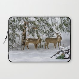 Keeping undercover Laptop Sleeve