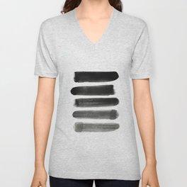 Shades of Gray Unisex V-Neck