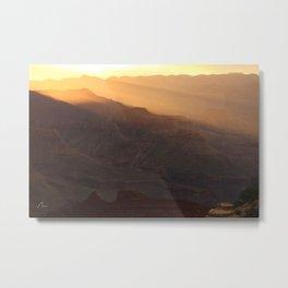 Gran Canyon Metal Print