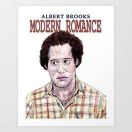 Modern Romance Art Print