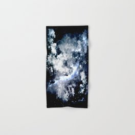 Frozen Galaxy Hand & Bath Towel