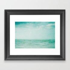 ocean 2243 Framed Art Print
