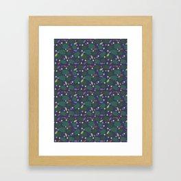 Lampi Framed Art Print