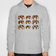 CHEETAH ELEPHANTS Hoody